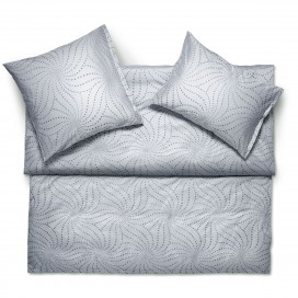Yuko gris Jacquard Deluxe by Schlossberg
